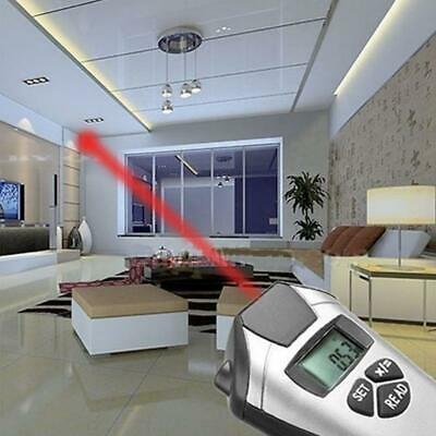 £11.85 • Buy Electronic Tape Measure Laser Pointer Ultrasonic Distance Meter Measurement New