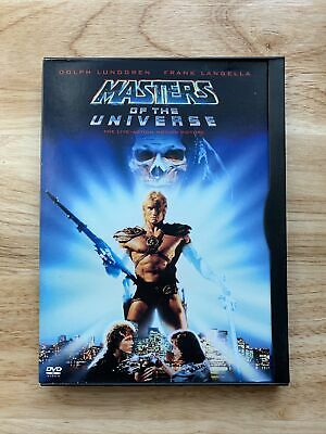 $9.99 • Buy Masters Of The Universe (DVD, 2001) Snapcase