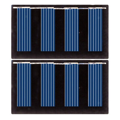 AU9.31 • Buy For Travel Solar Power Panel Cell Battery Charger Phone Toy Power 60mA - 2V
