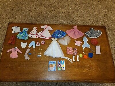 $ CDN29.93 • Buy Vintage Barbie CLOTHING And ACCESSORIES LOT 1960s-1970s