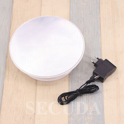 New Electric Rotating Table Professional Product Photography Photo Turntable .UK • 18.97£