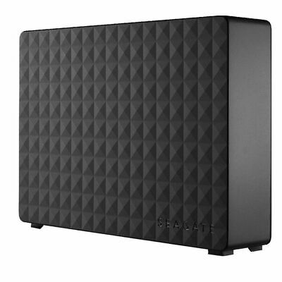 AU139 • Buy Seagate 4TB Expansion Desktop Hard Drive USB3.0 External STEB4000300  NEW