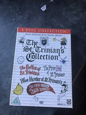 Boxset.The St. Trinians Collection. • 4.99£