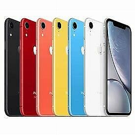£279.99 • Buy Apple IPhone XR 64GB All Colours All Grades UNLOCKED