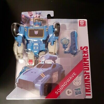 TRANSFORMERS Decepticon SOUNDWAVE 6.5  Action Figure. (EXTREMELY RARE) • 14.95£