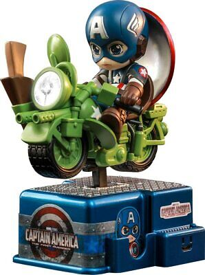 $ CDN128.66 • Buy NEW CosRider The First Avenger Captain America Toy Figure Hot Toys Light-up&S...