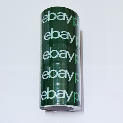 AU11.99 • Buy Ebay Packaging Tape - 5 Rolls Plus Branded Quality Packing Tape 68m X 48mm