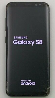 $ CDN72.13 • Buy Unlocked Samsung Galaxy S8 SM-G950U 64GB Black (Read Description)