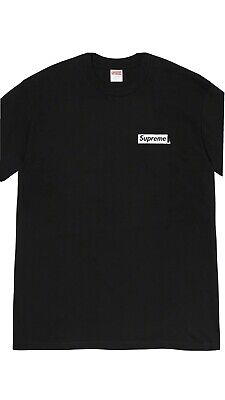$ CDN45 • Buy Supreme T-shirt - No More S#*t Tee. BRAND NEW WITH TAGS SIZE MEDIUM!!