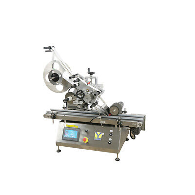MT-160 Automated Square Plane Labeling Machine Flat Surface Labler Applicator • 1,858.95£