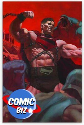 Future State Superman Worlds Of War #1 (2021) 1st Printing Var Cover Dc Comics • 7.99£