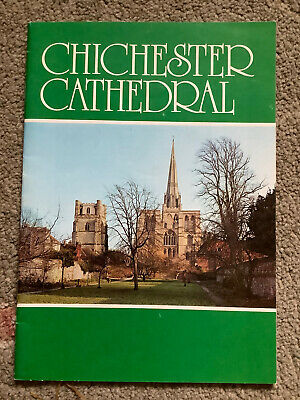 Chichester Cathedral Guide Book  Circa. Early 1980s • 1.50£