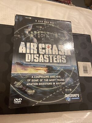 Mayday - Mayday - Air Crash Disasters [DVD] - DVD  4UVG The Cheap Fast Free Post • 6.20£