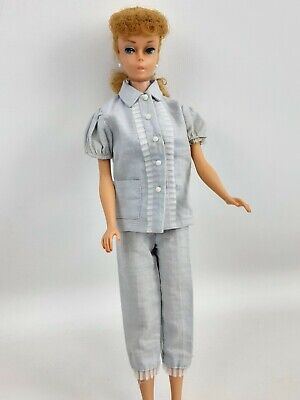 $ CDN250.64 • Buy VINTAGE 1960s BARBIE BLONDE PonyTail #5