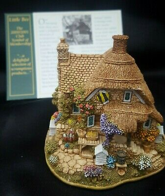 Lilliput Lane Little Bee, Bees, Bumble Bees, Bee Hives, Honey • 10.99£