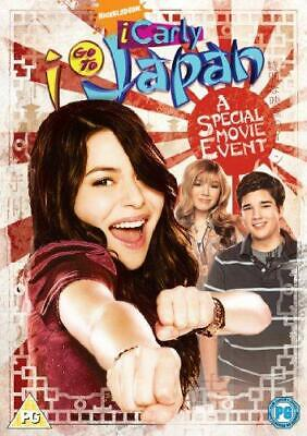 Icarly: Igo To Japan [DVD], Good DVD, Brandon Parrish, Michael Butler Murray, Jo • 6.04£