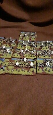 6mm Napoleonic Prussian Army Baccus Painted Large Army Mtd On Blucher Bases - 2 • 250£