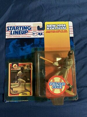 $5 • Buy Cleveland Indians Kenny Lofton Starting Lineup Cooperstown Collection 1994