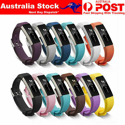 AU4.99 • Buy Fitbit Alta HR Replacement Band Secure Strap Wristband Buckle Bracelet Fitness