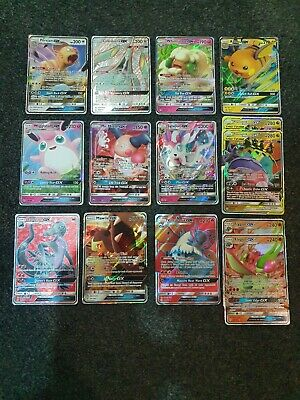 AU49.99 • Buy Pokemon TCG Ultra Rare GX LOT (14 CARDS!)