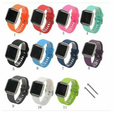 $ CDN6.79 • Buy Fit Bit Replacement Wristband For Fitbit Blaze Smart Watch Bracelet Band Strap