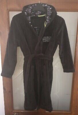 Star Wars Dressing Gown Age 9-10  • 4.50£