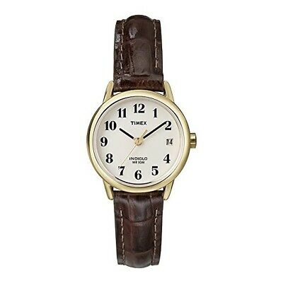 Timex T20071 Ladies Natural Brown Easy Reader Watch RRP £49.99 • 37.95£