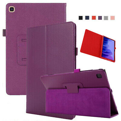 Samsung Galaxy Tab A7 10.4  T500 T505 2020 Leather Stand Flip Cover Tablet Case  • 5.45£