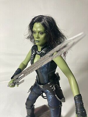 $ CDN350 • Buy Hot Toys 1/6 Figure Gamora From Guardians Of The Galaxy