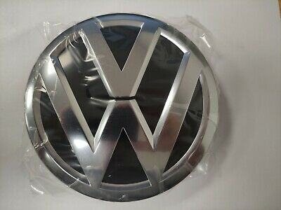 Vw Touareg 2015-2018 And Vw Up 2017 On, New Genuine Front Vw Badge 7p6853601dfod • 42.50£