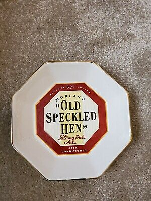 Old Speckled Hen Ashtray • 0.99£