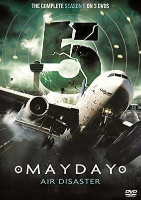 Mayday Air Disaster Complete Series 5 (3 DVD Set As Seen On National Geographic  • 19.88£