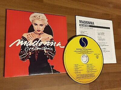 Japanese Madonna - You Can Dance - Mini Lp Cd (ltd Edition) - No Obi - Like New • 10£