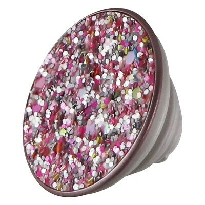 $ CDN15.55 • Buy PopSockets PopGrip Replacement Swappable Top - Sparkle Rosebud Pink/Top ONLY