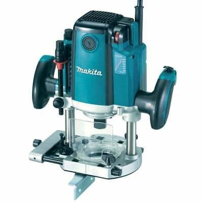 Makita Router RP2301FCXK 1/2  Plunge Router With Carry Case 240v Uk Plug • 314.95£