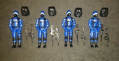 $ CDN138.09 • Buy  Gi Joe Cobra Trooper Style Black Major CUSTOM Cobra VIPER PILOT 2021 LOT OF 4!