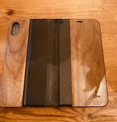 IPhone  Case For IPhone XS / Wooden Case • 2£