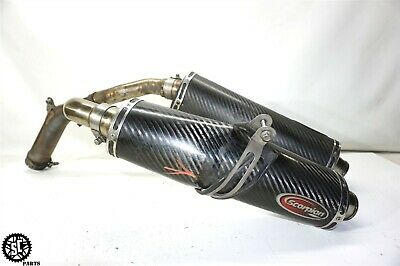 $365 • Buy 04 05 06 Yamaha Yzf R1 Scorpion Slip On Exhaust Carbon Fiber