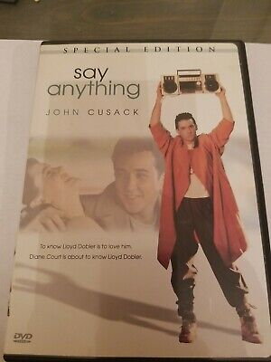 AU3.37 • Buy Say Anything (DVD, 2006, Special Edition) 80's Movie Good Condition