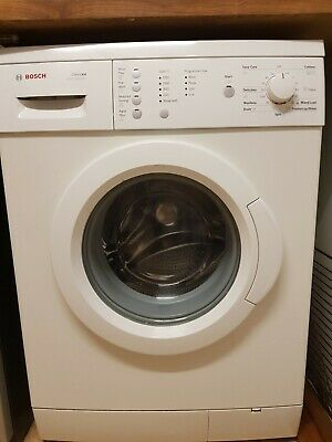 Bosch Classixx 1200 Express Washing Machine • 47.50£