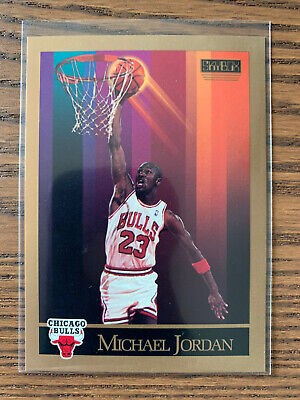 $0.99 • Buy Michael Jordan 1990 SkyBox Basketball Golf Chicago Bulls No. 41