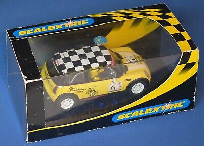 Scalextric C/2485 - Mini Cooper  John Cooper Challenge  (racing No.6) - Boxed • 24£