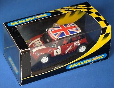 Scalextric C/2484 - Mini Cooper  John Cooper Challenge  (racing No.5) - Boxed • 24£