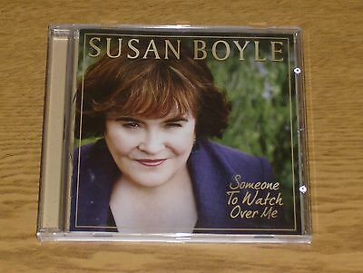 Susan Boyle - Someone To Watch Over Me (2011) • 1.99£
