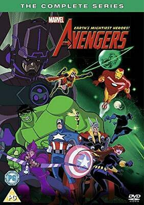 The Avengers: Earth's Mightiest Heroes, Vol. 1-8 [DVD] [2010], Very Good DVD, Tr • 6.38£