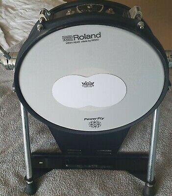 AU469.52 • Buy Roland KD120 Kick Drum For V-Drums