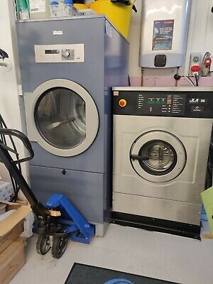 View Details Commercial Washing Machine & Dry JLA, MİELE • 3,800.00£