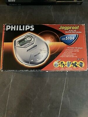 Phillips Personal Cd Player • 8.50£