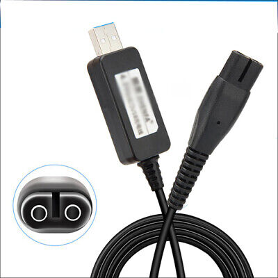 AU5.50 • Buy New USB Power Charger Adapter Cord Cable For Philips Shaver Norelco One Blade