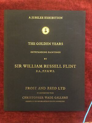 The Golden Years:Outstanding Paintings Sir Wm Russell Flint Special Edn No 17 • 17£